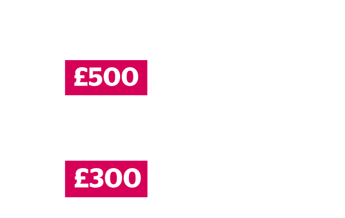 Book an 11 person campus house and get a £500 supermarket voucher. Book an 11 person campus house and get a £500 supermarket voucher. Book an 11 person campus house and get a £500 supermarket voucher. Book an 11 person campus house and get a £500 supermarket voucher. Book an 11 person campus house and get a £500 supermarket voucher. Book an 6-8 person campus house and get a £300 supermarket voucher.